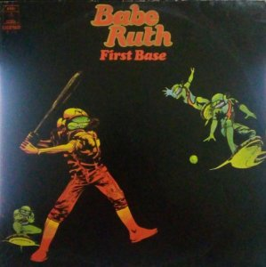 LP ‎– Babe Ruth ‎– First Base
