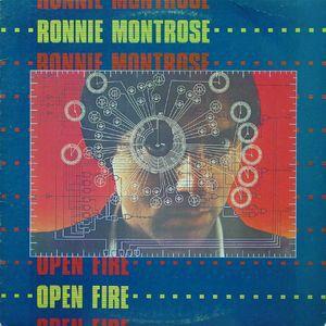 LP – Ronnie Montrose – Open Fire