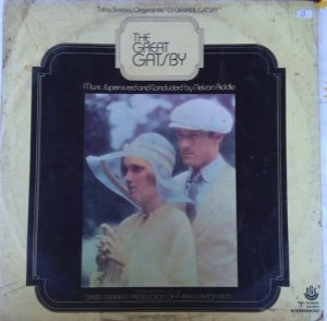 LP - The Great Gatsby - (TSO) - Nelson Riddle And His Orchestra