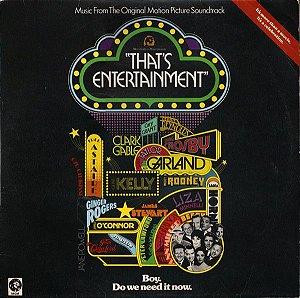 LP - That's Entertainment (Music From The Original Motion Picture Soundtrack) (DUPLO) (Vários Artistas)