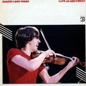 LP - Didier Lockwood ‎– Live In Montreux