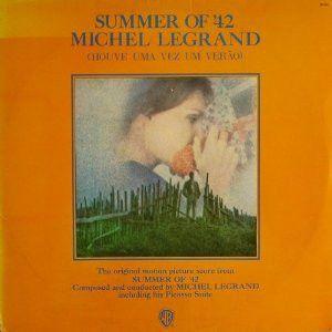 LP - Michel Legrand – Summer Of '42 (Houve Uma Vez Um Verao)