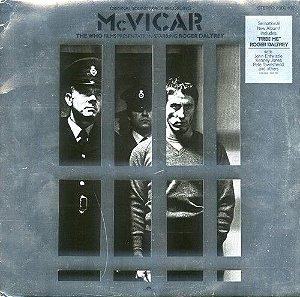 LP - McVicar - The Who - Roger Daltrey (Original Soundtrack Recording) 1980