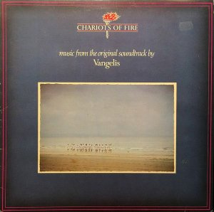 Lp - Vangelis – Chariots Of Fire