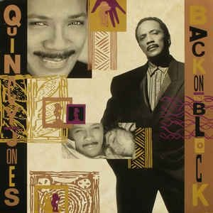 LP - Quincy Jones – Back On The Block