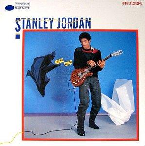 LP - Stanley Jordan – Magic Touch