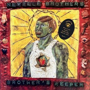 LP - The Neville Brothers – Brother's Keeper