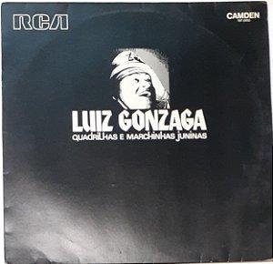LP - Luiz Gonzaga – Quadrilhas E Marchinhas Juninas