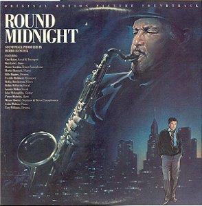 LP - Herbie Hancock – Round Midnight - Original Motion Picture Soundtrack