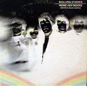 LP - Rolling Stones – More Hot Rocks (Big Hits & Fazed Cookies) 2 discos - Importado - US