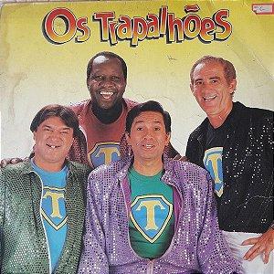 LP - Os Trapalhões – 1987