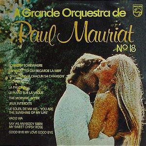 LP - A Grande Orquestra De Paul Mauriat* – Nº 18