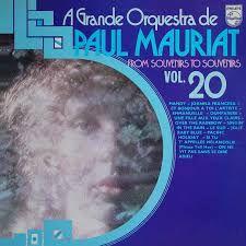 LP - A Grande Orquestra De Paul Mauriat Nº. 20