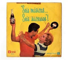 Compacto - Discoteca Pepsi 2: Seis Músicas...Seis Sucessos! (6 faixas) (Vários Artistas)