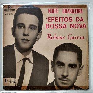 Compacto - Rubens Garcia - Noite Brasileira e Efeitos da Bossa Nova