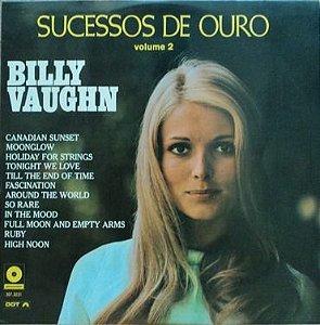 LP - Billy Vaughn - Sucessos de Ouro vol.2