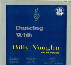 LP - Dançando com Billy Vaughn e sua orquestra