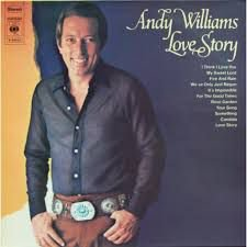 LP - Andy Williams – Love Story