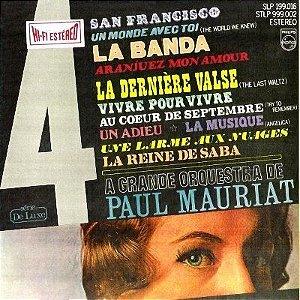 LP - A Grande Orquestra De Paul Mauriat 4