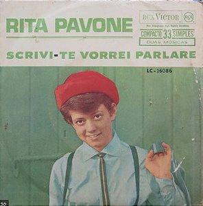 Compacto - Rita Pavone – Scrivi!