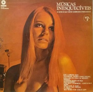 LP -Various -  Músicas Inesquecíveis - Vol. 2