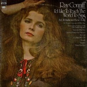 LP - Ray Conniff And The Singers – I'd Like To Teach The World To Sing
