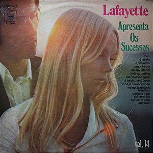 LP - Lafayette – Apresenta Os Sucessos Vol. 14