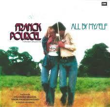 LP - Franck Pourcel e Grande Orquestra - All by myself