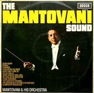LP - The Mantovani Sound