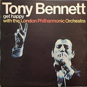 LP - Tony Bennett With The London Philharmonic Orchestra – Get Happy With The London Philharmonic Orchestra