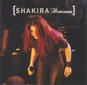 CD - Shakira – MTV Unplugged