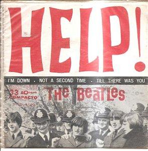 Compacto - The Beatles – Help! (4 faixas)