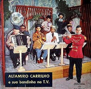 LP - Altamiro Carrilho E Sua Bandinha Na TV