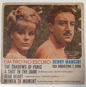 Compacto - Henry Mancini, Sua Orquestra E Côro – Um Tiro No Escuro