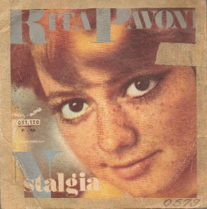 Compacto - Rita Pavone – Zucchero / Nostalgia