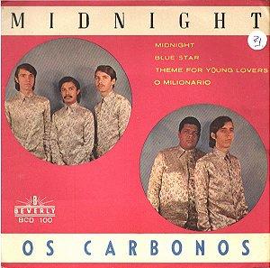 Compacto - Os Carbonos – Midnight (4 faixas)