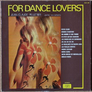 LP - Jean-Claude Pelletier And His New Orchestra – For Dance Lovers