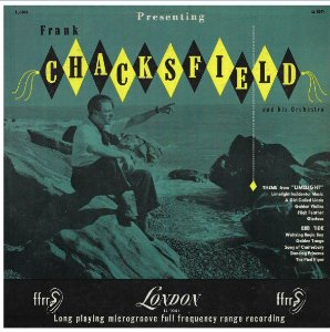 LP - Frank Chacksfield & His Orchestra ‎– Presenting Frank Chacksfield & His Orchestra