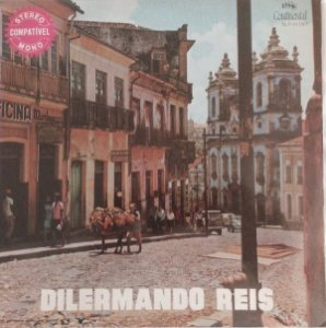 LP - Dilermando Reis