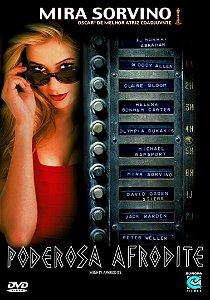 DVD - PODEROSA AFRODITE