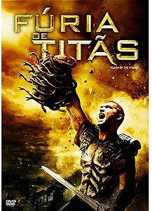 DVD - FÚRIA DE TITÃS I