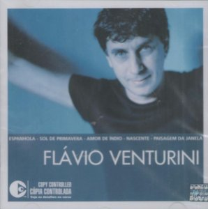 CD - Flávio Venturini ‎– The Essential