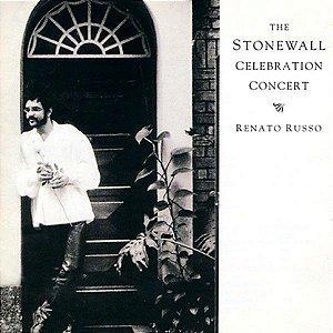 CD - Renato Russo – The Stonewall Celebration Concert