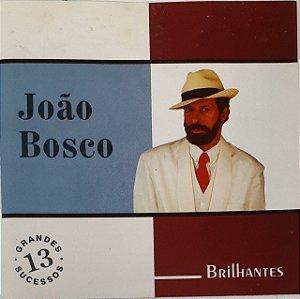CD - João Bosco (Série Brilhantes - 13 Grandes Sucessos)