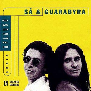 CD - Sá & Guarabyra – 14 Grandes Sucessos (Série Aplausos)