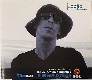CD - Lobão – Inédito
