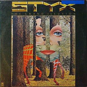 LP - Styx – The Grand Illusion