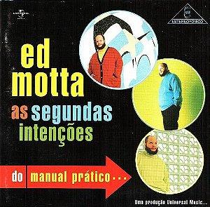 CD – Ed Motta – As Segundas Intenções Do Manual Prático
