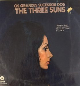 Lp - The Three Susn - Os Grandes Sucessos dos The Three Susn