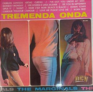 Lp - The Marginals - Tremenda Onda